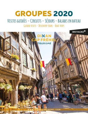 Brochure for groups – Dinan-Cap Fréhel Tourisme