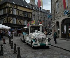 Petit Train Touristique de Dinan