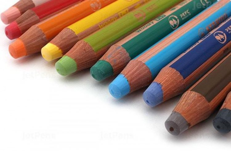 ronde-crayons-couleurs